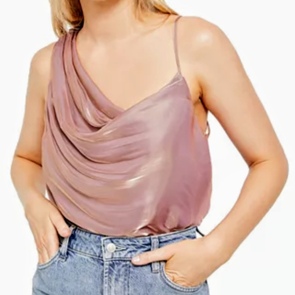 Free People Tops - 🔥🔥FREE PEOPLE WOMEN'S SHIMMY CAMISOLE🔥🔥